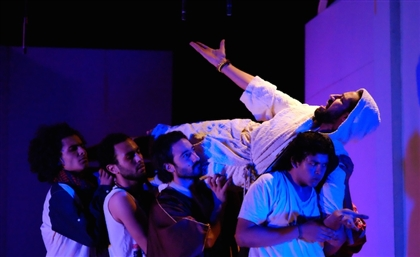 This New Egyptian Theatre Company Is Trying to Be (Or Not to Be) Freed From Hamlet