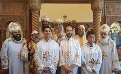 Pope Tawadros II Inaugurates Japan's First Coptic Orthodox Church