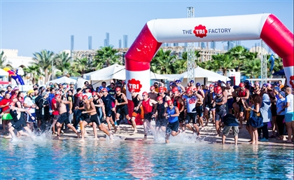 Get Ready for Egypt's Biggest Triathlon Yet
