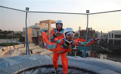 Video: Adrenaline Junkies Can Now Go Flying in Egypt's First Ever Wind Tunnel