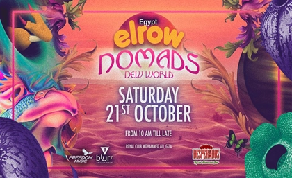 Blurr and Desperados Bring Elrow's Nomads Party to Egypt as Part of Their First Middle Eastern Tour