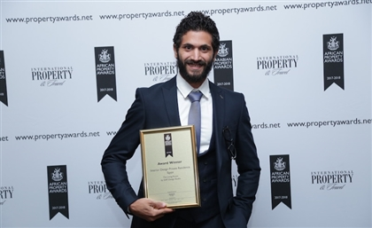 Egyptian Architect Ahmed Gabr Wins Arabian African Property Awards