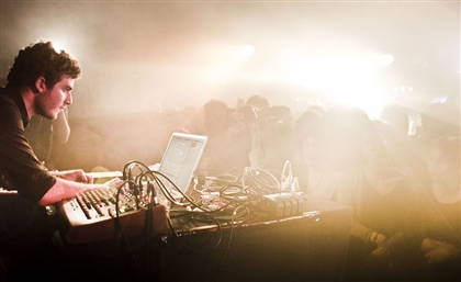 Nicolas Jaar to Play Ramallah