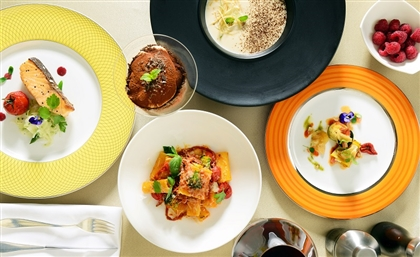 You Can Now Have Business Lunches at Nile Ritz-Carlton's Fanciest Restaurant, Smooth Operator Style