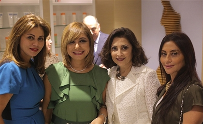 20 Glamorous Moments from Zamalek Wellbeing Centre Bienetre's Star-Studded Launch Party