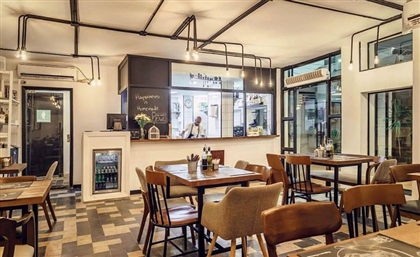 The White Owl: Maadi's Newest Eatery, An Urban Pasta-Hub