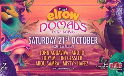 Final Lineup of the Egyptian Leg of elrow's Middle Eastern Tour has been Announced