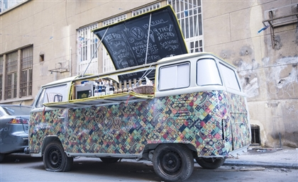 Food Truck Culture Hits Downtown Cairo With This Deliciously Adorable Volkswagen
