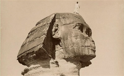 These 27 Recently Unearthed Photos From The 1800s Show What Life Was Really Like in Egypt