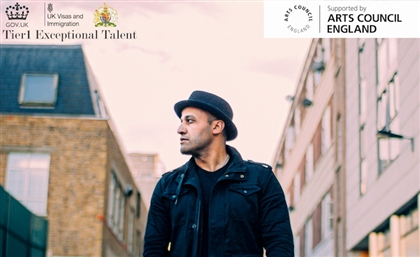 Ahmed Aly Becomes The First Egyptian To Receive The UK's Exceptional Talent Visa