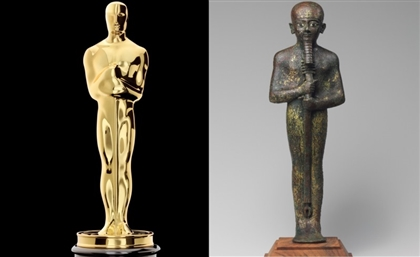 Is The Oscar Statuette Modelled After An Ancient Egyptian God?