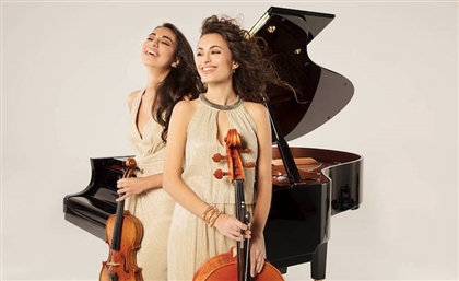The Ayoub Sisters: How two Egyptian Musicians Topped iTunes' Classical Albums Chart