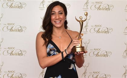 Egyptian Swimmer Farida Osman Wins Best Athlete In Africa