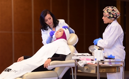 The First Ever Cosmetic Laser Conference in the Middle East Just Happened in Cairo