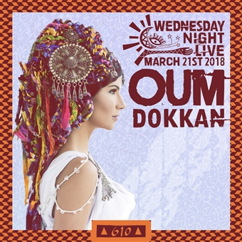OUM & Dokkan @ Cairo Jazz Club 610