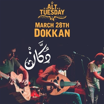 Dokkan @ Cairo Jazz Club