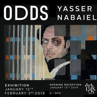 ODDS by Yasser Nabaiel @ Art Talks