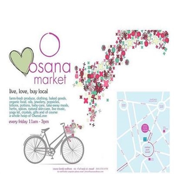 FRIDAY MARKET @ OSANA FAMILY WELLNESS