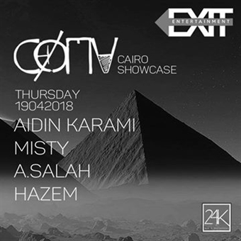 COMA Showcase by EXIT @ 24K