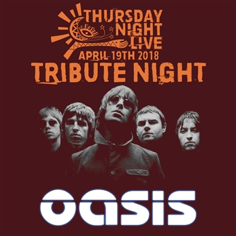 Oasis Tribute @ Cairo Jazz Club