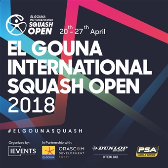 El Gouna International Squash Open 2018