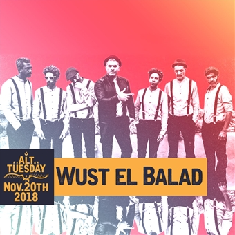 Wust El Balad @ Cairo   Jazz  Club