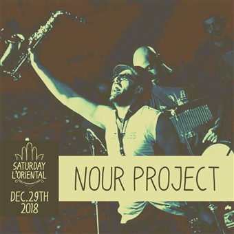 Nour Project @ Cairo Jazz Club