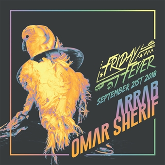 Arrab ft. Omar Sherif @ Cairo Jazz Club