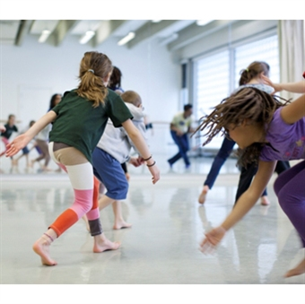 Kids Contemporary Dance (9-13yrs) @ Osana