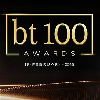 bt 100 Awards @ Four Seasons