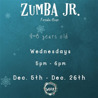 Junior Zumba @ Sane
