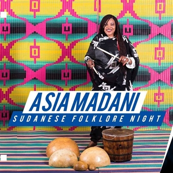 Asia Madani  @ ROOM Art Space
