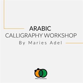 Arabic Calligraphy Workshop @ AlMaqqar
