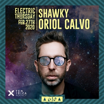 Oriol Calvo / Shawky @ CJC 610