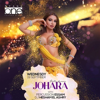 Johara @ Stage One Bar and Lounge
