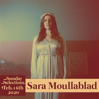 Sara Moullablad @ Cjc