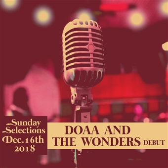 Doaa and The Wonders @  Cairo Jazz Club