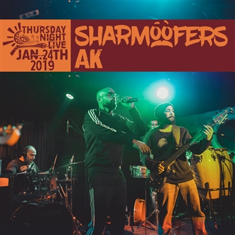 Sharmoofers/Bakir/AK @ Cairo Jazz Club