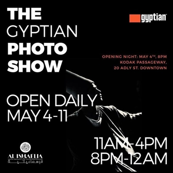 The Gyptian Photo Show