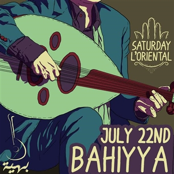 Bahiyya @ Cairo Jazz Club