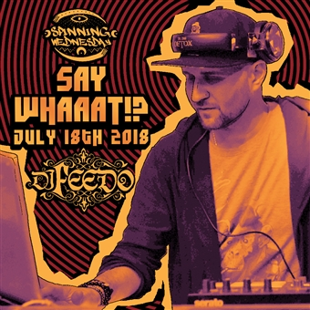 Say Whaat?! Ft DJ Feedo @ Cairo Jazz Club