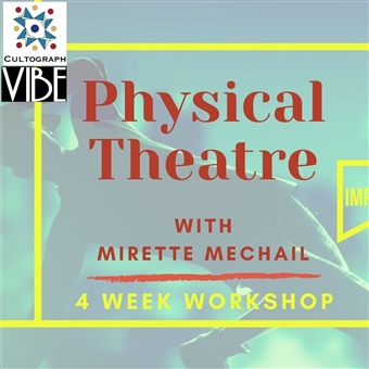 Physical Theatre Workshop with Mirette Mechail