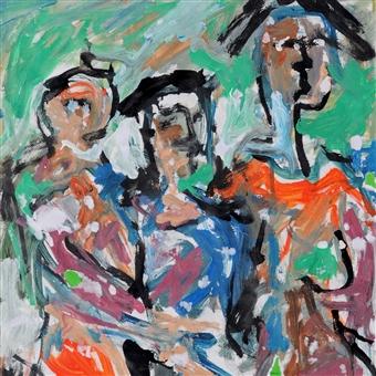 Ibrahim El-Tanbouli @ Townhouse Gallery