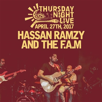 Hassan Ramzy & The F.A.M @ Cairo Jazz Club