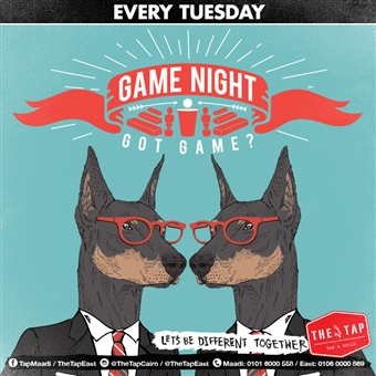 Game Night @The Tap East