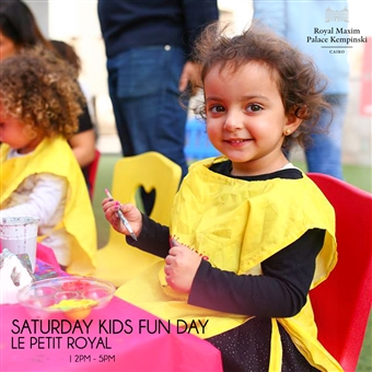 Kids Fun Day @ Le Petit Royal