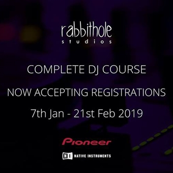 Djing Course @ Rabbithole Studios