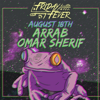 Arrab / Omar Sherif @ Cairo Jazz Club