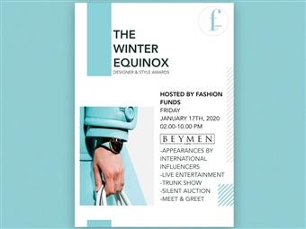THE WINTER EQUINOX @ BEYMEN