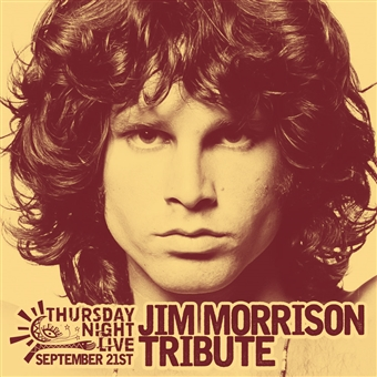 Jim Morrison Tribute @ CJC